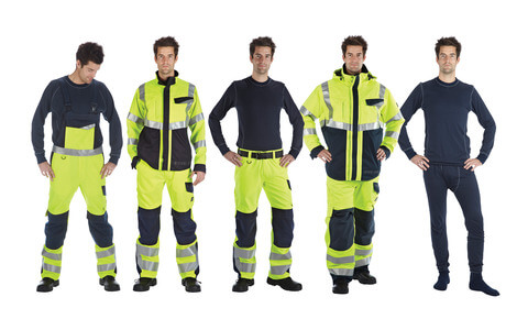 MASCOT® MULTISAFE - Safety Clothing - 2014