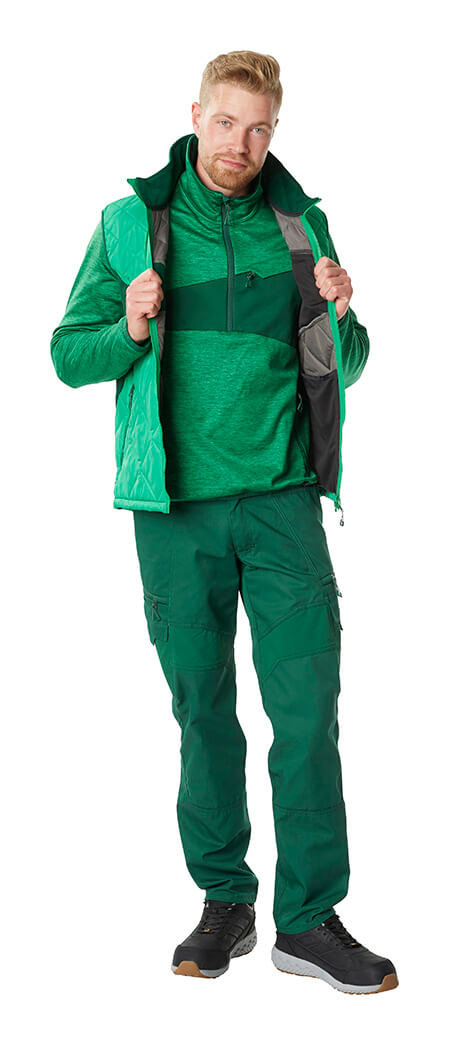 Man - Green - MASCOT® ACCELERATE Workwear