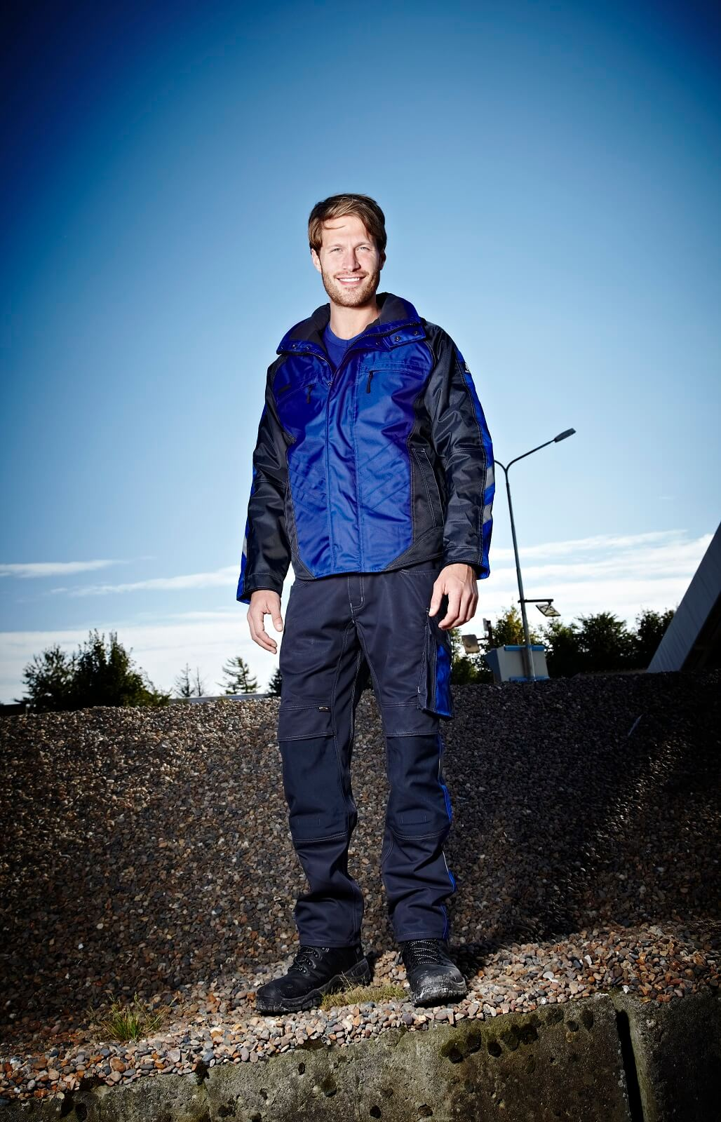 MASCOT® UNIQUE Workwear - Navy & Royal blue - Environment