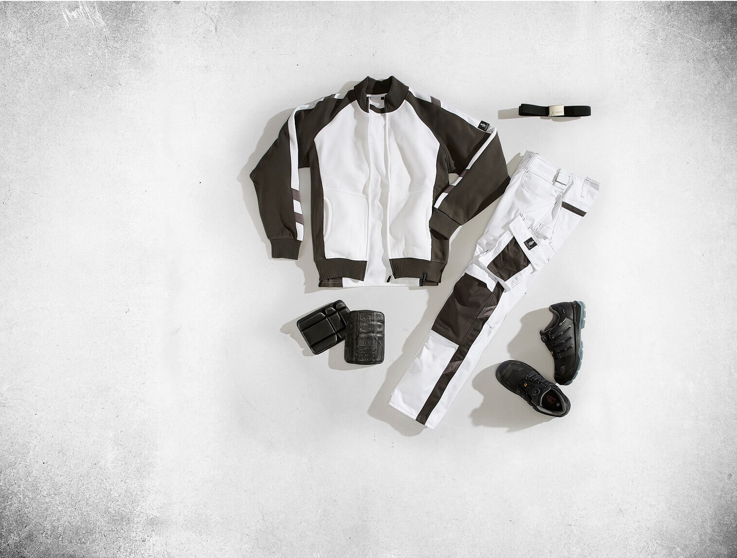 Collage - Workwear - White