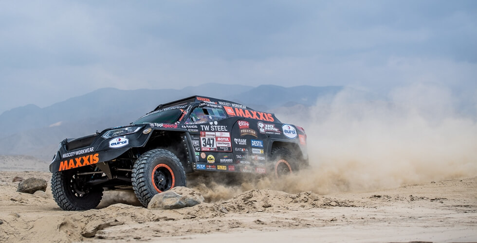 Dakar Rally - Car