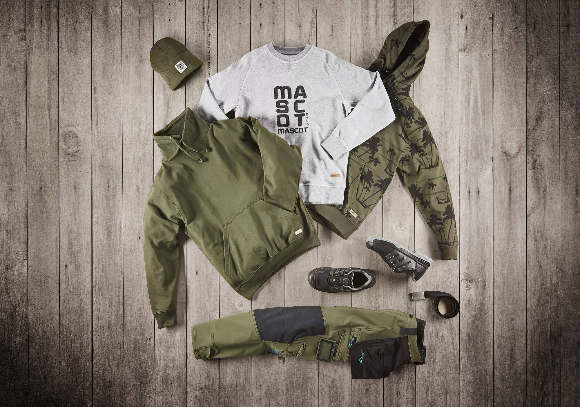 Workwear Olive green - MASCOT® ADVANCED