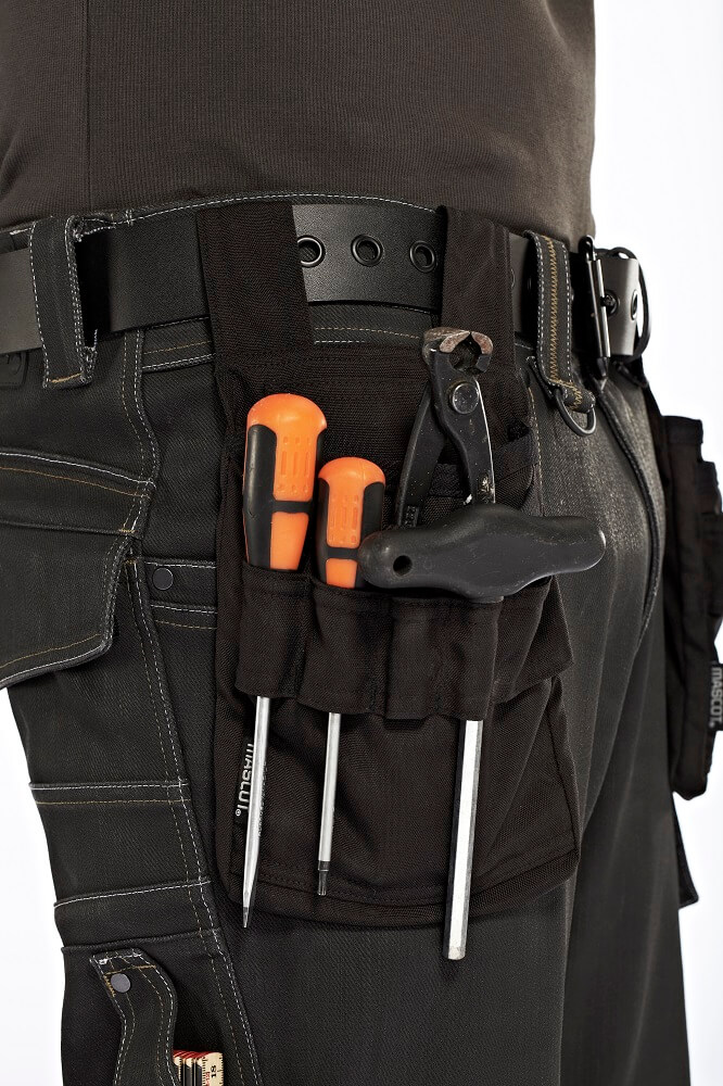 Holster Pockets - Black