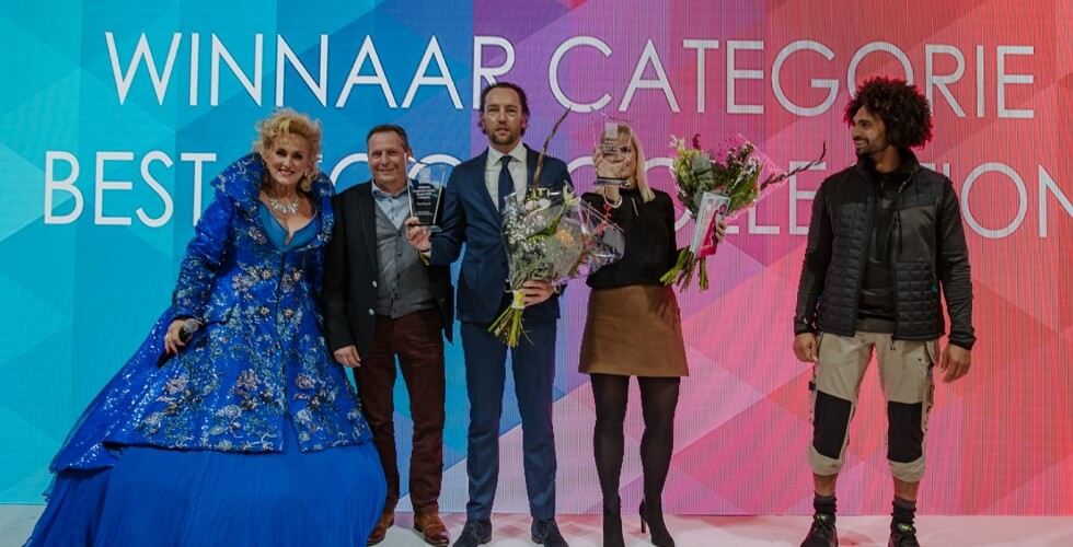 2018 - Corporate Fashion Award - The Netherlands - Bedst brand collection,&nbsp;<span>MASCOT&reg; ADVANCED</span> &nbsp;- Danny Bonn - Toos Volmer