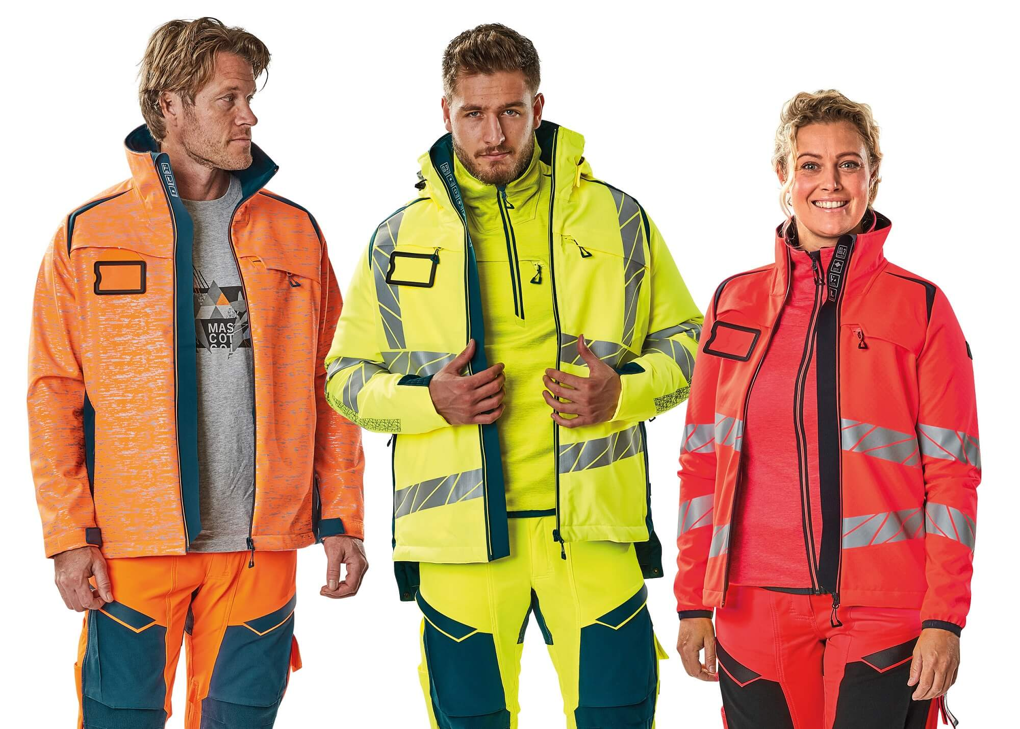 Men & Woman - MASCOT® ACCELERATE SAFE Safety clothing