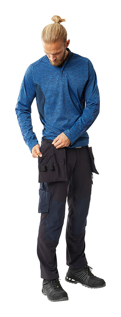 MASCOT® ACCELERATE Jumper & Trousers with holster pockets - Man