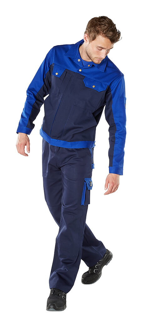 Navy & Royal blue - Workwear - MASCOT® IMAGE - Model