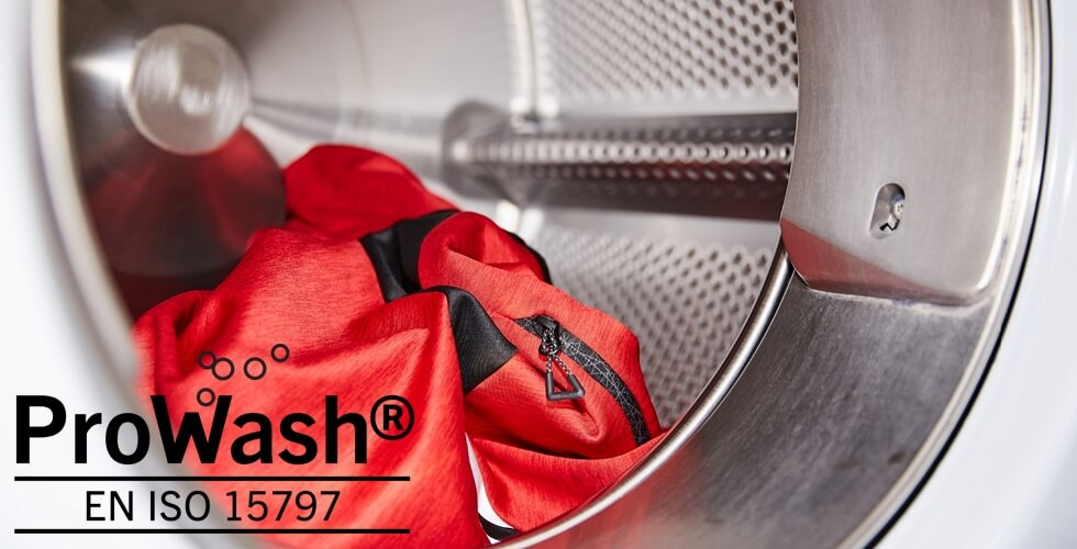 Workwear developed and tested to withstand industrial washing