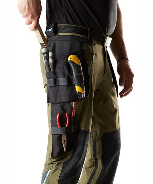 17031-311-33 Trousers - Holster pockets