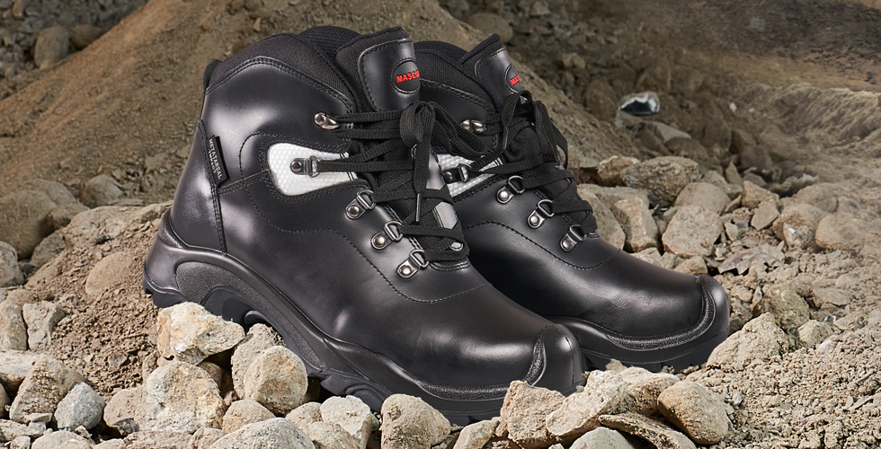2020 - MASCOT® FOOTWEAR INDUSTRY -Safety Boot F0220-902 -Metatarsal protection