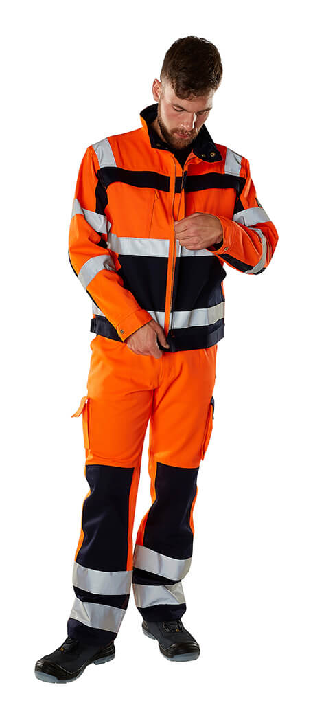 Model - Workwear Fluorescent orange - MASCOT® SAFE COMPETE