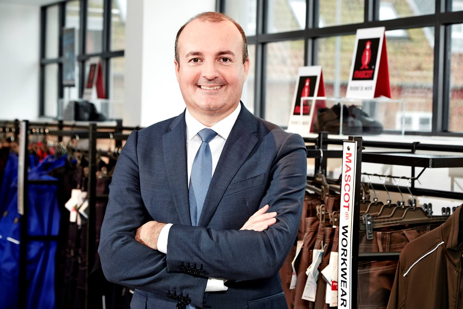 2019 - Michael Grosbøl CEO