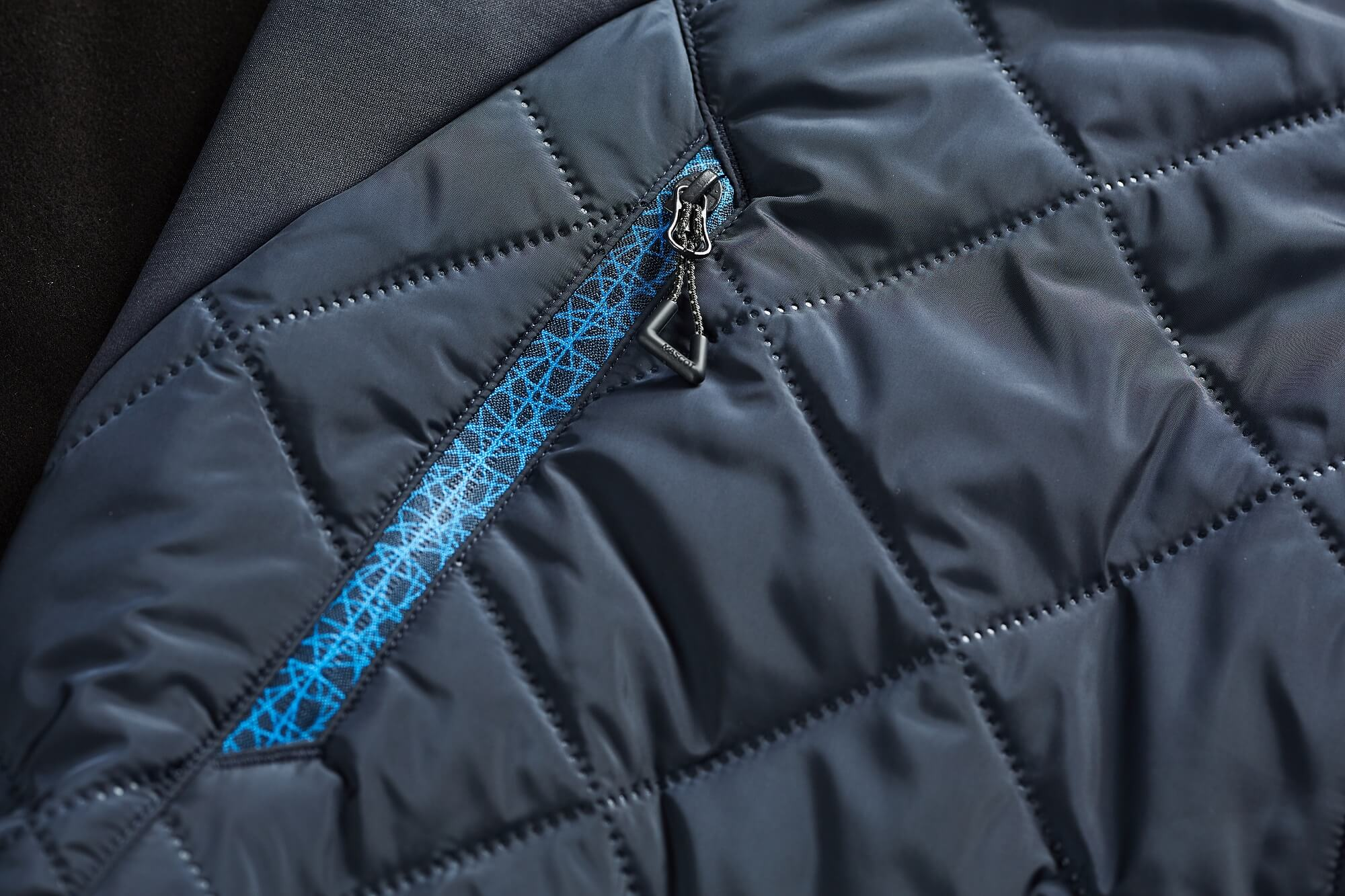 Navy - Detail - MASCOT® ACCELERATE - Thermal Clothing