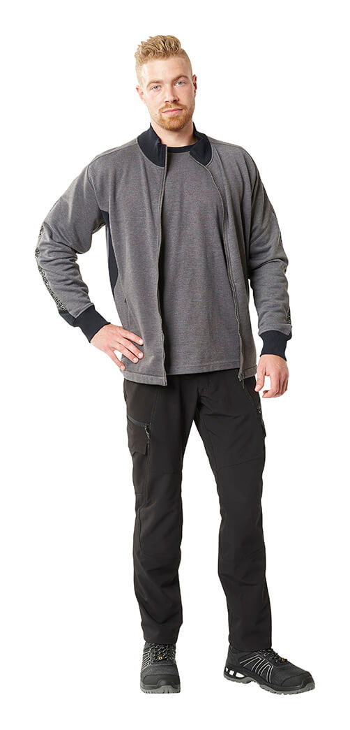 Man - MASCOT® ACCELERATE - Work Jumper, T-shirt & Trousers