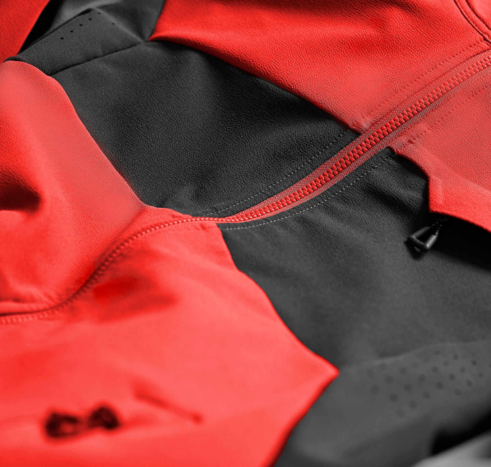 Jacket - MASCOT® ACCELERATE - Detail - Red