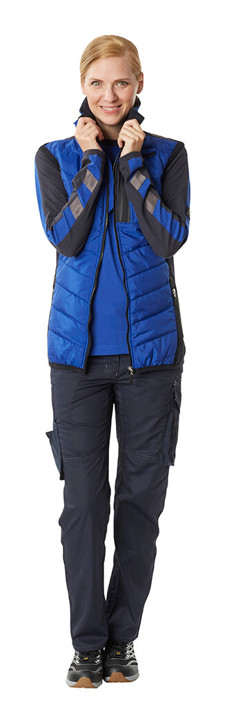 Model - MASCOT® UNIQUE Work trousers for womenPolo shirt for women  Thermal Gilet
