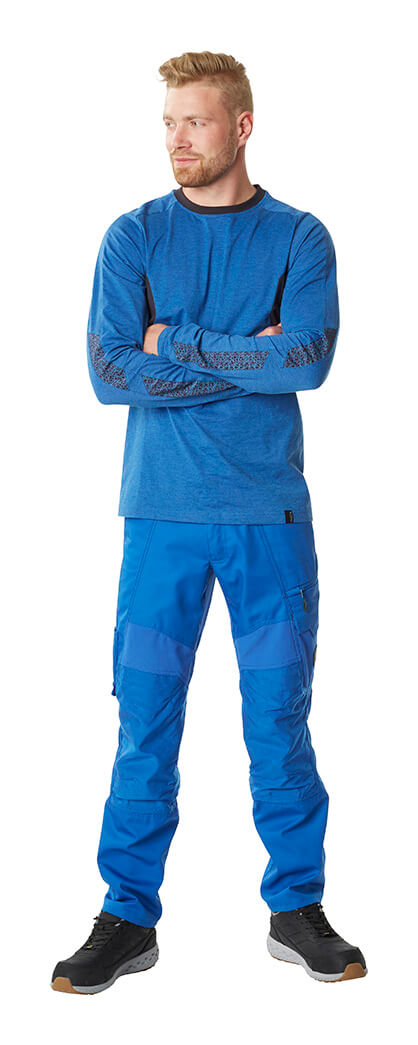 MASCOT® ACCELERATE Workwear - Royal blue - Man