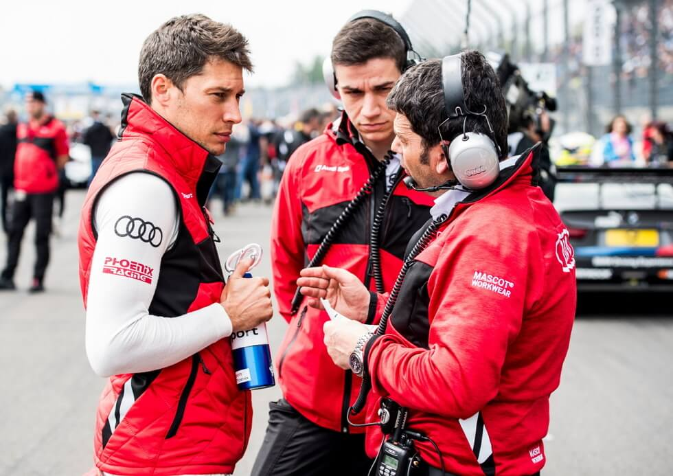 Mechanics - MASCOT® WORKWEAR | Audi Sport
