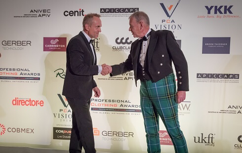 PPE innovation of the year 2018, the UK