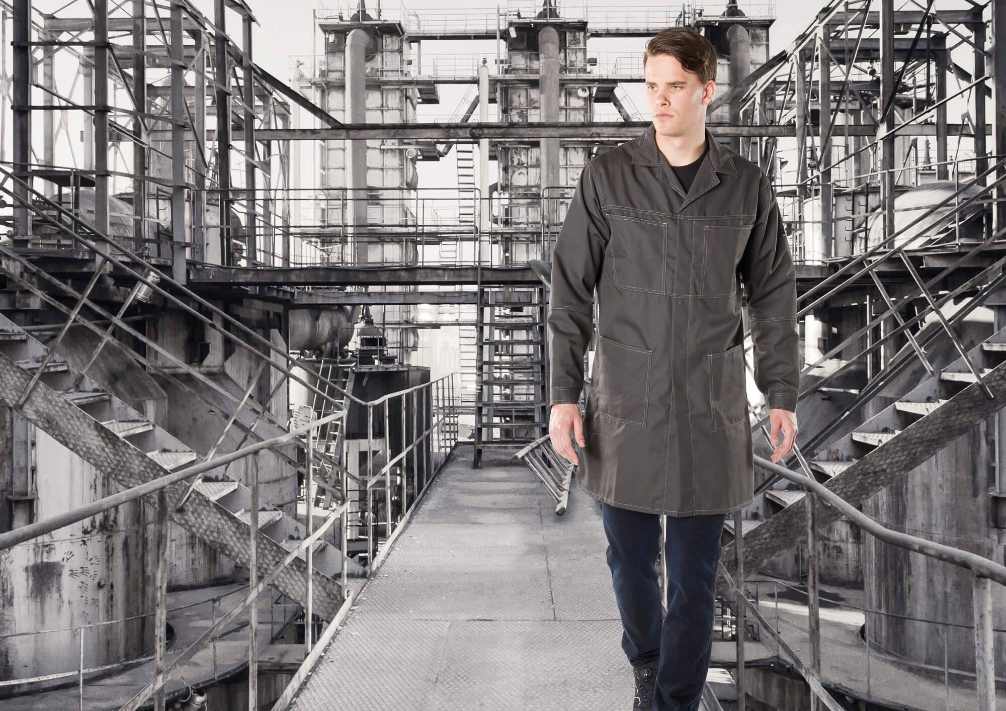 Warehouse Coat - MASCOT® LIGHT - Environment