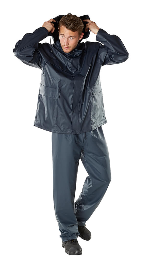 Waterproof Clothing - Model - AQUA