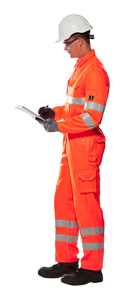 Fluorescent orange - Workwear - MASCOT® SAFE CLASSIC - Model